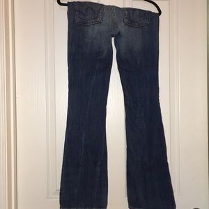 Citizen of humanity flare vintage jeans